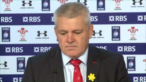 VI Nations - 3e j. : Gatland : 'On s'est racheté'