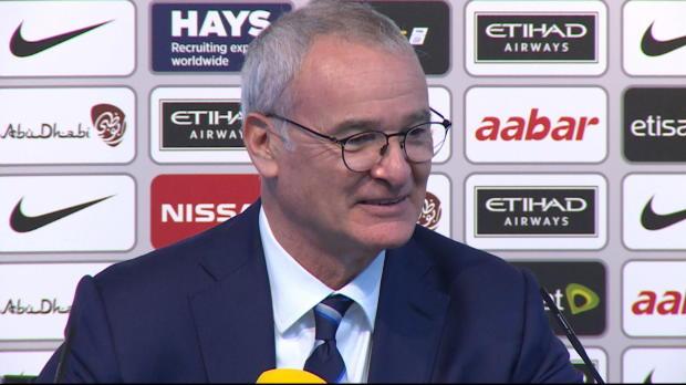"""Ranieri nach Sieg: """"Diese Liga ist verrückt"""""""
