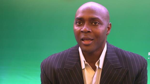 """Basket : NBA - Interview - Grant - """"Jordan est une icône mondiale"""""""