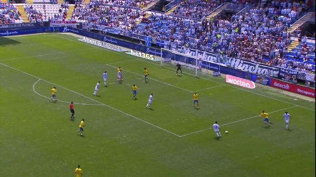 LaLiga Round 38: Malaga 4-1 Las Palmas