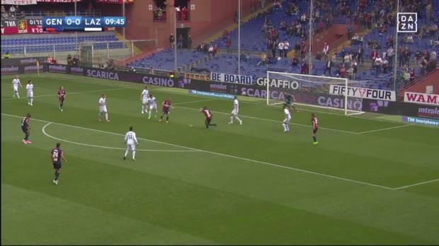 Genua - Lazio