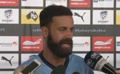 Sydney FC captain Alex Brosque says there is a reason why the Sky Blues haven't lost to the Wanderers in over three seasons.