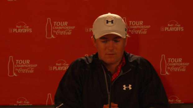 TOUR Championship climax feels like a major - Spieth