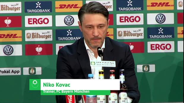 Pokal-Endspiel: Kovac bestätigt Neuer-Einsatz