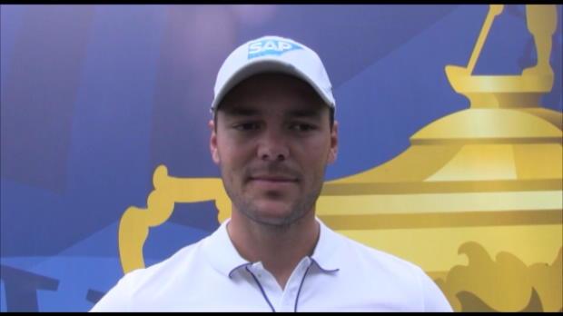 """Italian Open: Kaymer: """"Ich genieße es hier"""""""