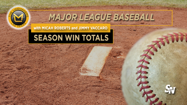 MLB Season Win Totals