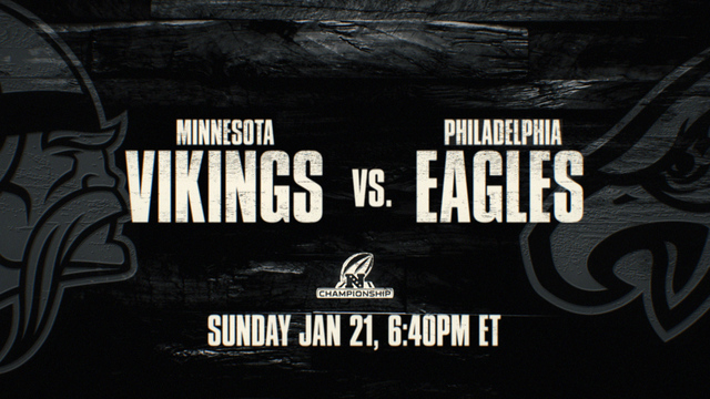 Playoff Trailer: Vikings vs. Eagles