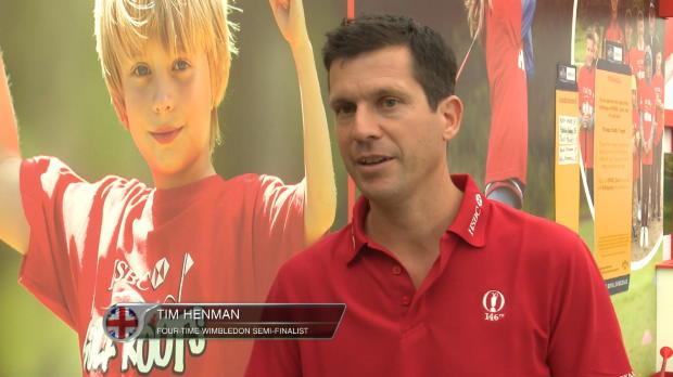 """Henman: """"Federer ist der Beste aller Zeiten"""""""