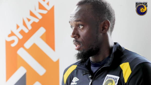 A-League: Nervöser Bolt vor Startelf-Debüt