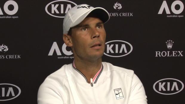 """AO: Nadal: Schmerzfrei? """"Ist schon lange her"""""""