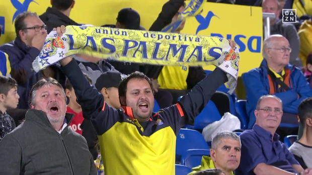 Las Palmas - Bilbao