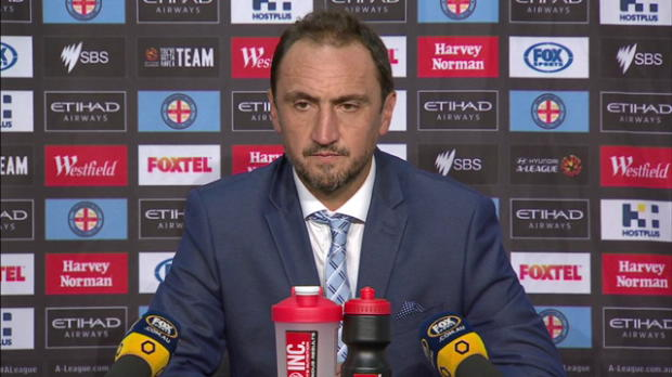 Melbourne City Rd19 press conference