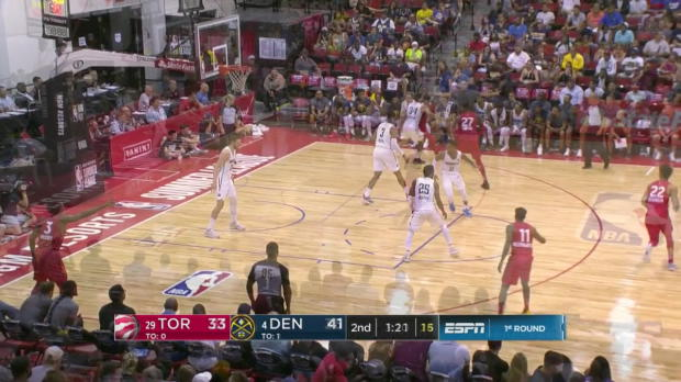 WSC: OG Anunoby (22 points) Highlights vs. Denver Nuggets