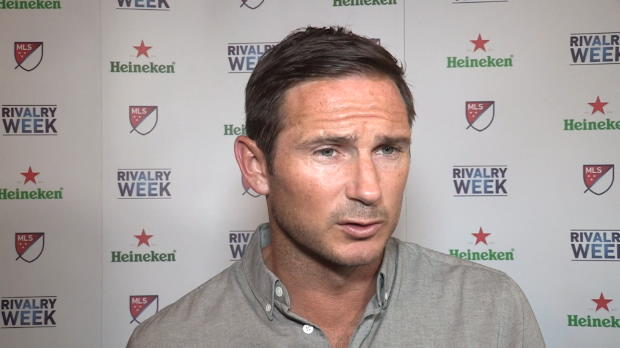 U21-EM: Lampard erwartet England-Sieg gegen DFB