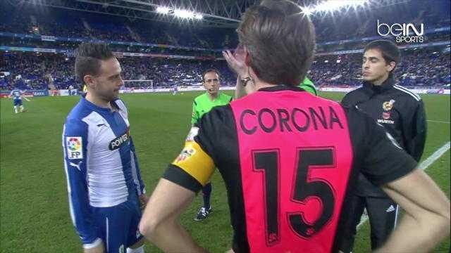 Liga : Espanyol 3-0 Almeria