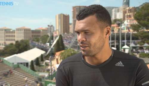 Tsonga Interview: ATP Monte-Carlo Preview
