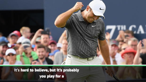 Pressure at Ryder Cup far greater than at The Open - Molinari