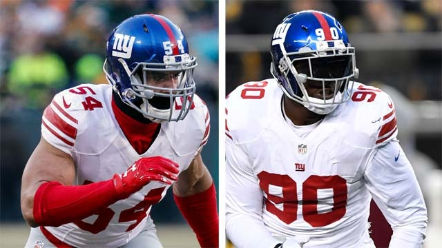 Olivier Vernon's deal coming back to haunt Giants with Jason Pierre-Paul