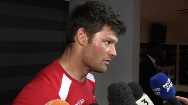 """Rugby : Demie - Puricelli - """"Le carton jaune nous a fait beaucoup de mal"""""""