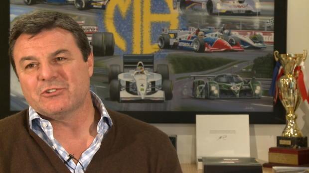 """F1 - Blundell: """"La cabina cerrada no es la soluci�n"""""""