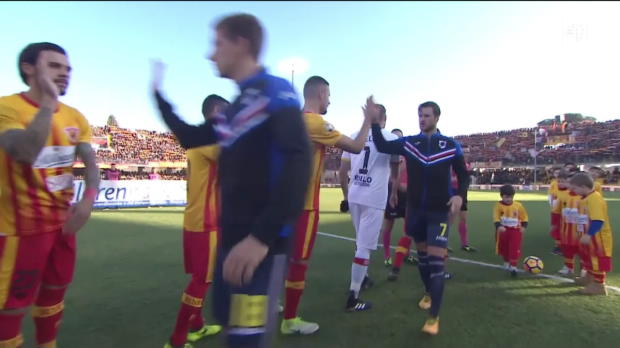 Benevento - Sampdoria