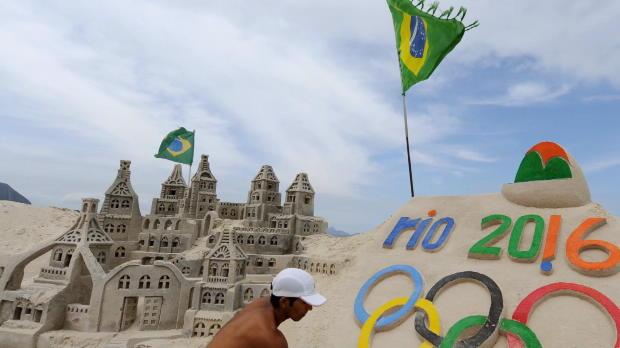 Olympia 2016: Probleme in Rio häufen sich
