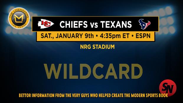 Chiefs @ Texans