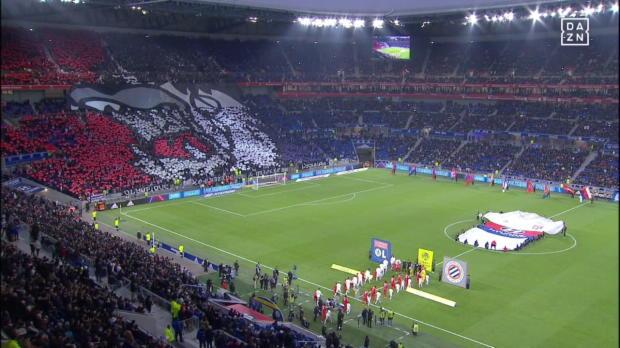 Lyon - Montpellier
