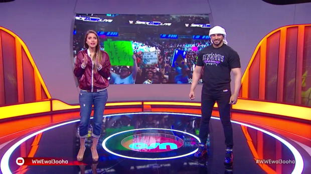 Kevin Owens and Sami Zayn attack Daniel Bryan: Wal3ooha, 22 March, 2018
