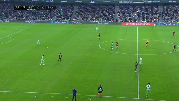 LaLiga: Real Betis - Rayo Vallecano | DAZN Highlights