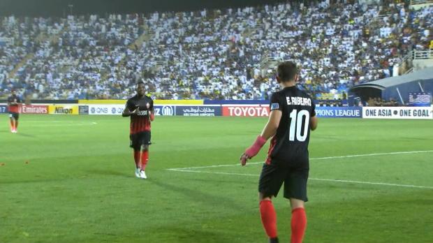 AFC CL: Wahnsinns-Freistoß aus spitzem Winkel