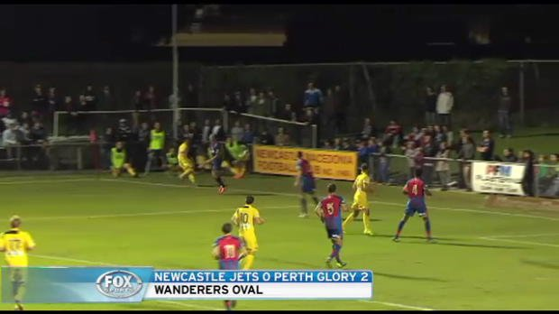 Westfield FFA Cup matchday two action