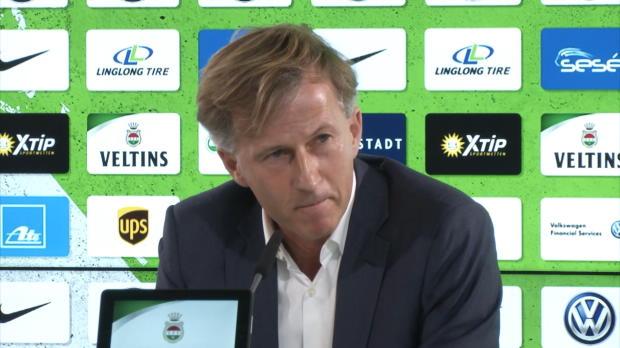 """Jonker über den """"besorgten"""" Louis van Gaal"""