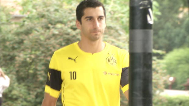 BVB gegen Berater! Poker um Mkhitaryan