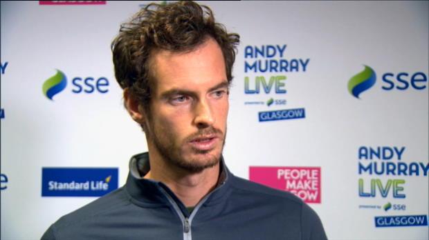 Murray: Dopingvorwurf? Habe mit Becker geredet