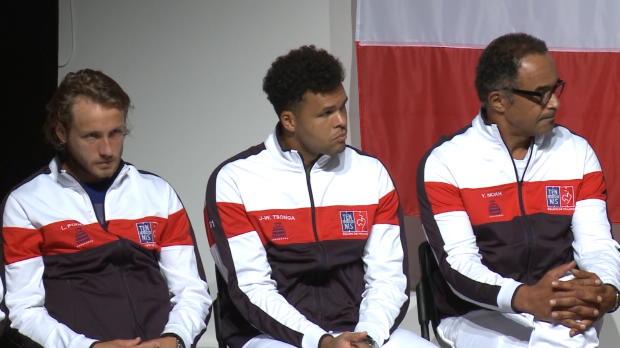 Basket : Coupe Davis - La forme des tricolores avant la Serbie