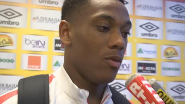 Monaco - 34e j. - Martial - 'On est tr�s fier de nous'