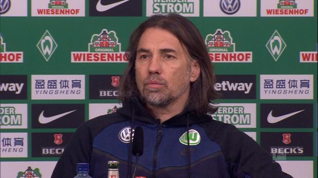 Schmidt unzufrieden mit Wolfsburg-Entwicklung