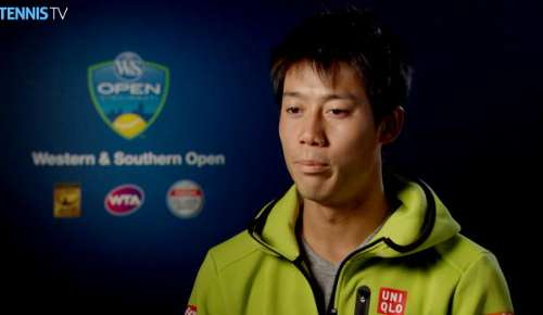 Nishikori Interview: ATP Cincinnati 2R