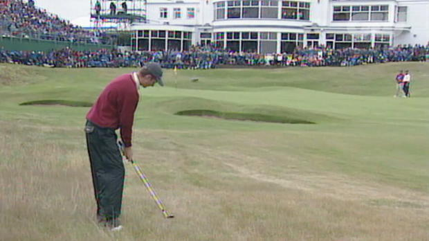 The Open: Justin Rose