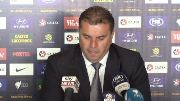 Ange adds fresh faces to Socceroos mix