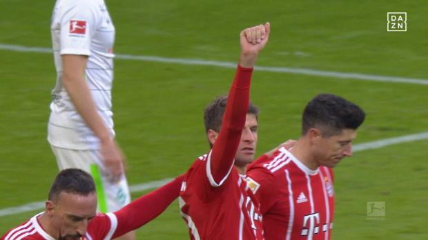 Top 5: Thomas Müllers schönste Liga-Treffer