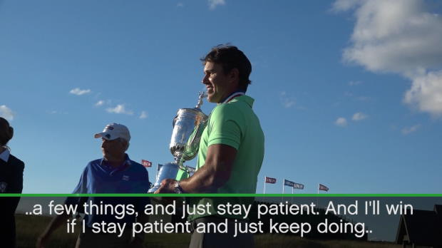 Johnson told me I could win - Koepka