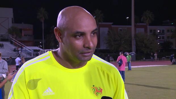 """Chile: Emerson: """"Fußball wie in Brasilien"""""""