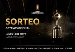 Libertadores sorteo