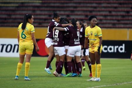 Ferroviária Atlético Huila Libertadores Feminina 2019