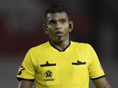 AFP Alexis Herrera árbitro