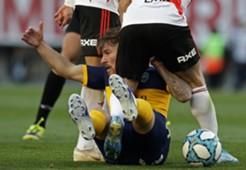 AFP River Plate Boca Juniors Superclasico Superliga Alexis Mac Allister 02092019