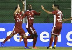 AFP Royal Pari Rodrigo Vargas CONMEBOL Sudamericana