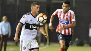 AFP Richard Ortiz Olimpia Copa Libertadores
